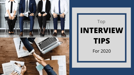 Top Interview Tips for 2020