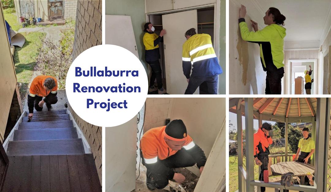 Bullaburra Renovation Project