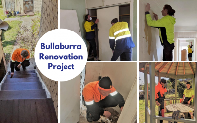 Bullaburra Renovation Project