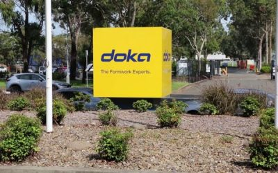 Doka partners with Productivity Bootcamp to expose youth to the formwork trade