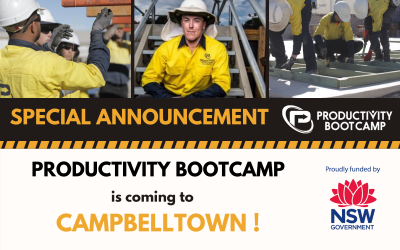 Announcement of Campbelltown Site Opening